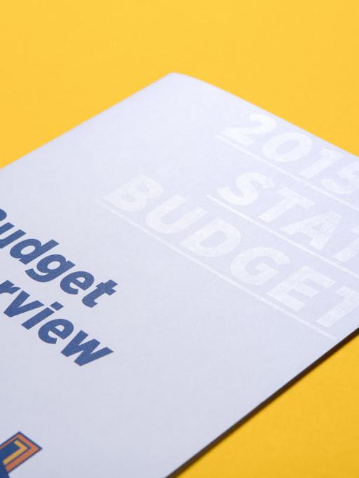 2015-16 South Australian State Budget