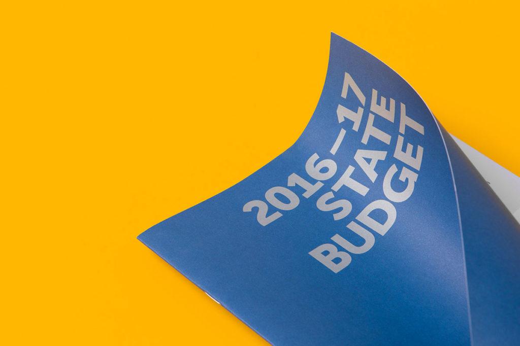 2016-17 South Australian State Budget